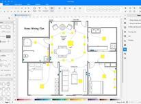 نقشه ازبیلت ساختمان با مهر و امضا محاسب تائیدیه نظام مهندسی در شیپور-عکس کوچک