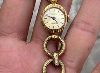 ساعت مچی ناوزر زنانه ، کوکی ، روکش طلا  در شیپور-عکس کوچک