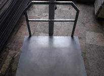 باسکول 700 کیلویی نمایشگر a12 کفه 80*80 در شیپور-عکس کوچک