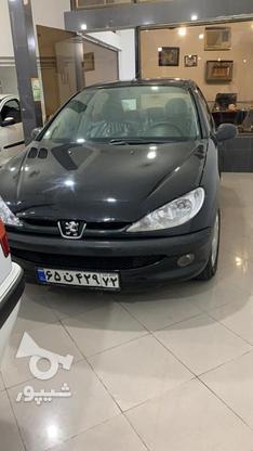 پژو 206 تیپ 2سالم مدل 94 در گروه خرید و فروش وسایل نقلیه در مازندران در شیپور-عکس3