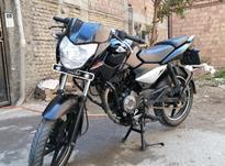 موتور سیکلت پالس 135 باجاج Ls در شیپور-عکس کوچک