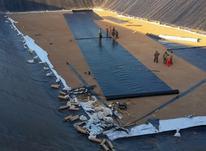 استخر ژئوممبران و آبیاری تحت فشار در شیپور-عکس کوچک