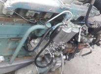 موتور بنز 10 تن  در شیپور-عکس کوچک