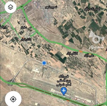 110 متر  زمین    سند تک برگ    بر اصلی     سرمایه گذاری در گروه خرید و فروش املاک در تهران در شیپور-عکس3