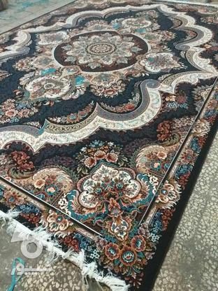 فرش عقیق دربار شهیاد و باغ بهشت 700 شانه اصل تمام نخ  در گروه خرید و فروش لوازم خانگی در مازندران در شیپور-عکس1