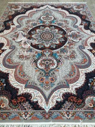 فرش عقیق دربار شهیاد و باغ بهشت 700 شانه اصل تمام نخ  در گروه خرید و فروش لوازم خانگی در مازندران در شیپور-عکس6