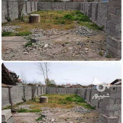 فروش زمین مسکونی 292 متر در چاف و چمخاله در گروه خرید و فروش املاک در گیلان در شیپور-عکس1