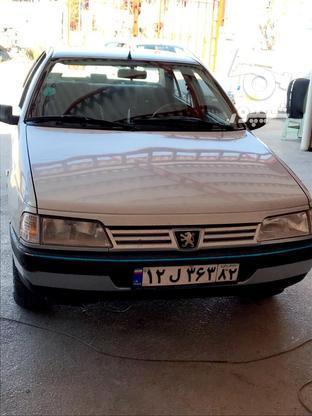پژو 405 ،نقره ای،مدل 1385 در گروه خرید و فروش وسایل نقلیه در مازندران در شیپور-عکس1