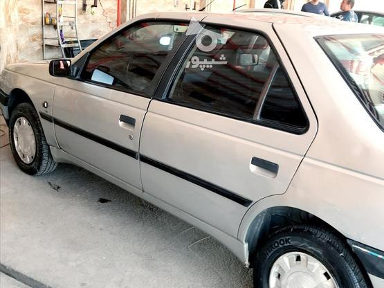 پژو 405 ،نقره ای،مدل 1385 در گروه خرید و فروش وسایل نقلیه در مازندران در شیپور-عکس2
