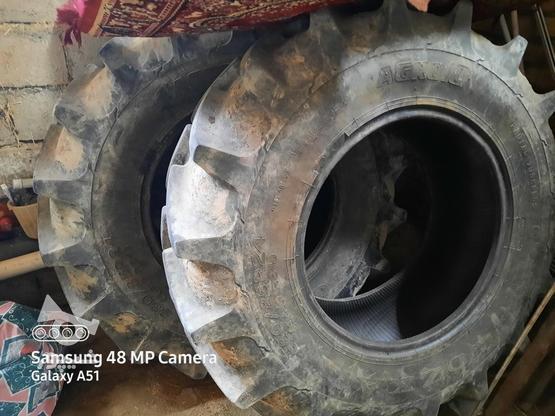لاستیک اوزکا ترکیه چرخ جلو 399 جفت  در گروه خرید و فروش وسایل نقلیه در آذربایجان غربی در شیپور-عکس1