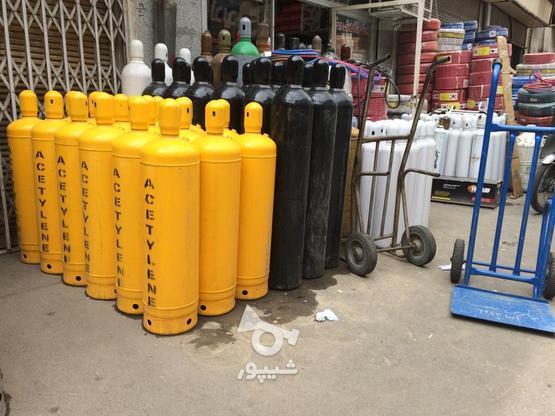 سیلندر گاز/کپسول گاز در گروه خرید و فروش صنعتی، اداری و تجاری در تهران در شیپور-عکس2
