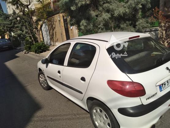 پژو 206 مدل 90  در گروه خرید و فروش وسایل نقلیه در تهران در شیپور-عکس1