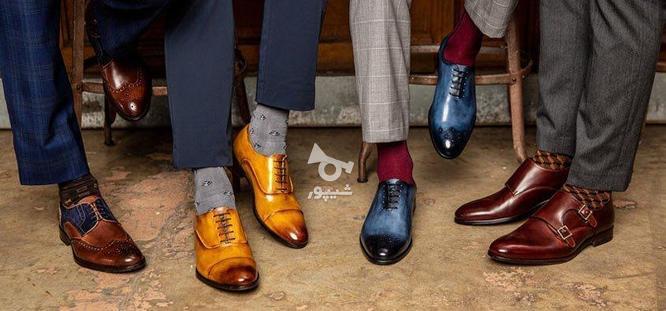 فروش فوق العاده کفش چرم مردانه در گروه خرید و فروش خدمات و کسب و کار در تهران در شیپور-عکس1
