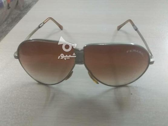 عینک آفتابی فراری تاشو ایتالیایی در گروه خرید و فروش لوازم شخصی در تهران در شیپور-عکس1