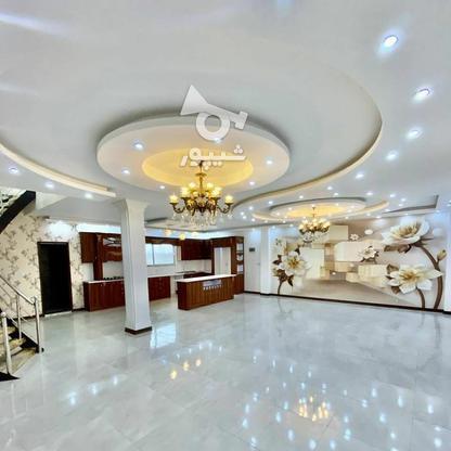 فروش فوری  ویلا 350 متر سند تک برگ  در نور در گروه خرید و فروش املاک در مازندران در شیپور-عکس2