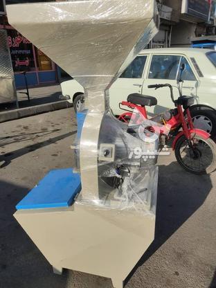 دستگاه آسیاب عطاری کیافارم در گروه خرید و فروش صنعتی، اداری و تجاری در ایلام در شیپور-عکس4