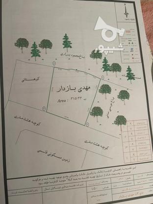 فروش زمین با چشم انداز بی نظیر در اطاقور در گروه خرید و فروش املاک در گیلان در شیپور-عکس2