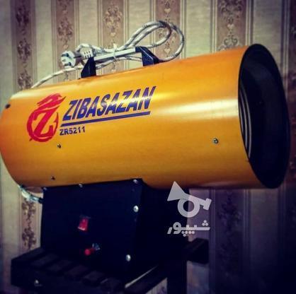 جت هیتر 25 کیلو وات گازی برای کار سقف کشسان و آسمان مجازی در گروه خرید و فروش صنعتی، اداری و تجاری در زنجان در شیپور-عکس5