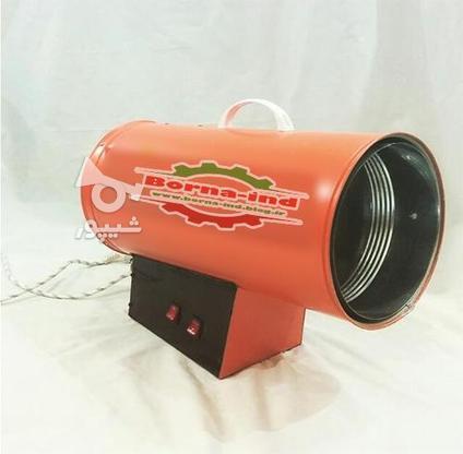 جت هیتر 25 کیلو وات گازی برای کار سقف کشسان و آسمان مجازی در گروه خرید و فروش صنعتی، اداری و تجاری در زنجان در شیپور-عکس1