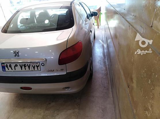 پژو 206صندوق دار اتومات در گروه خرید و فروش وسایل نقلیه در مازندران در شیپور-عکس4