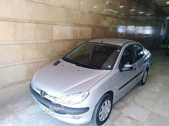 پژو 206صندوق دار اتومات در گروه خرید و فروش وسایل نقلیه در مازندران در شیپور-عکس2