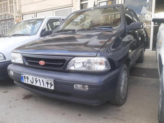 پراید مدل 88 تک سوز در گروه خرید و فروش وسایل نقلیه در قزوین در شیپور-عکس1