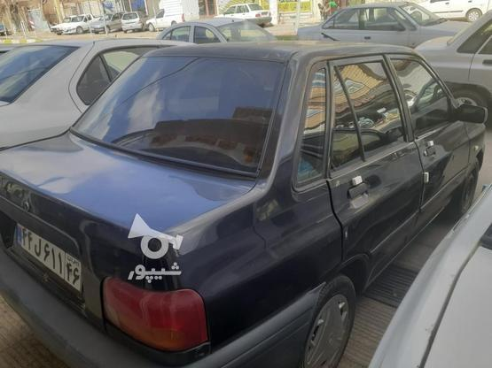 پراید مدل 88 تک سوز در گروه خرید و فروش وسایل نقلیه در قزوین در شیپور-عکس4