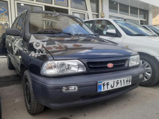 پراید مدل 88 تک سوز در گروه خرید و فروش وسایل نقلیه در قزوین در شیپور-عکس2