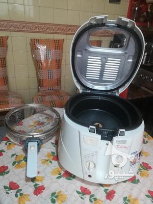 سرخ کن دلونگی گردان و تایمر دار در گروه خرید و فروش لوازم خانگی در تهران در شیپور-عکس2