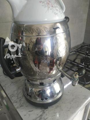 فروش سماور گازی در حد نو در گروه خرید و فروش لوازم خانگی در مازندران در شیپور-عکس1