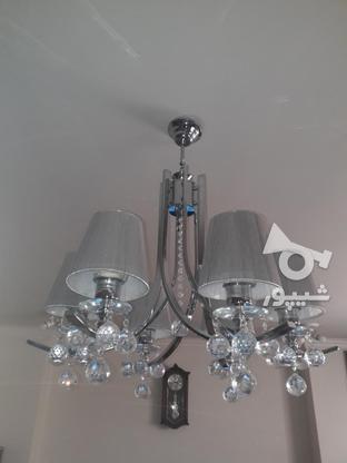 لوستر شش شاخه ترک  در گروه خرید و فروش لوازم خانگی در اصفهان در شیپور-عکس1