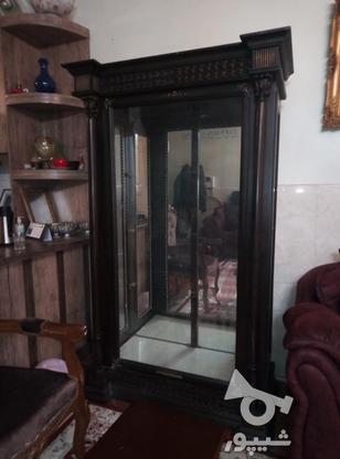 ویترین چهار طبقه سالم تمیز  در گروه خرید و فروش لوازم خانگی در اصفهان در شیپور-عکس1