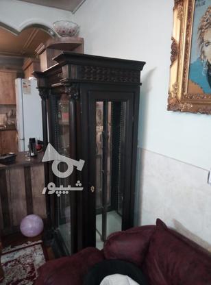 ویترین چهار طبقه سالم تمیز  در گروه خرید و فروش لوازم خانگی در اصفهان در شیپور-عکس2