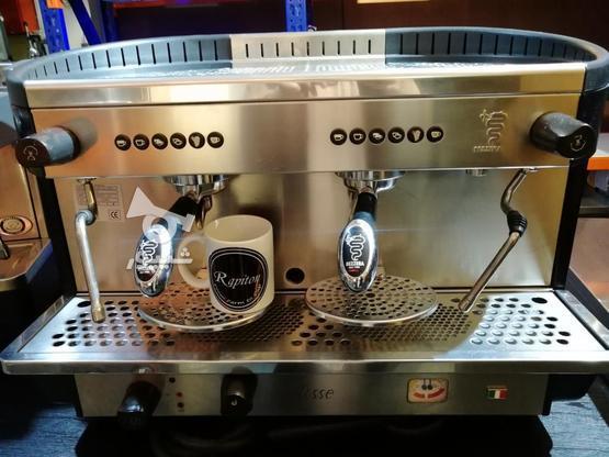 دستگاه اسپرسو ساز بیزرا الیزه دو گروپ 2014 مناسب کافه  در گروه خرید و فروش صنعتی، اداری و تجاری در تهران در شیپور-عکس1