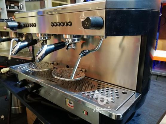 دستگاه اسپرسو ساز بیزرا الیزه دو گروپ 2014 مناسب کافه  در گروه خرید و فروش صنعتی، اداری و تجاری در تهران در شیپور-عکس2