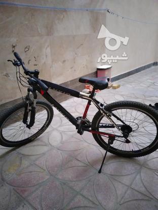 دوچرخه 26 کاملا نو  در گروه خرید و فروش ورزش فرهنگ فراغت در زنجان در شیپور-عکس1