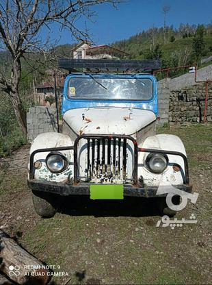 جیپ روسی سفید در گروه خرید و فروش وسایل نقلیه در گیلان در شیپور-عکس1