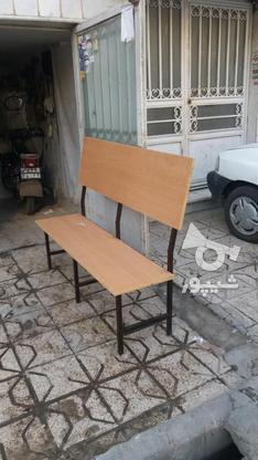 نیمکت فلزی در گروه خرید و فروش صنعتی، اداری و تجاری در خراسان رضوی در شیپور-عکس2