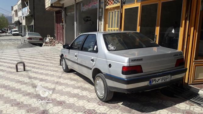 یک دستگاه پژو 405 در گروه خرید و فروش وسایل نقلیه در کردستان در شیپور-عکس2