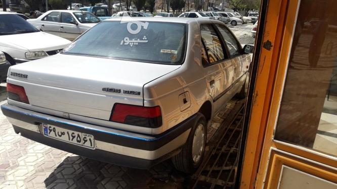 یک دستگاه پژو 405 در گروه خرید و فروش وسایل نقلیه در کردستان در شیپور-عکس3