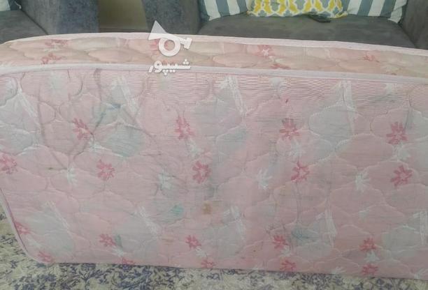 تشک تخت کودک  در گروه خرید و فروش لوازم شخصی در مازندران در شیپور-عکس3