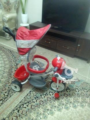 سه چرخه بیبی لند در گروه خرید و فروش ورزش فرهنگ فراغت در تهران در شیپور-عکس1