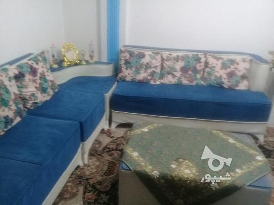 مبل ال هفت نفره بامیزعسلی در گروه خرید و فروش لوازم خانگی در کرمانشاه در شیپور-عکس2