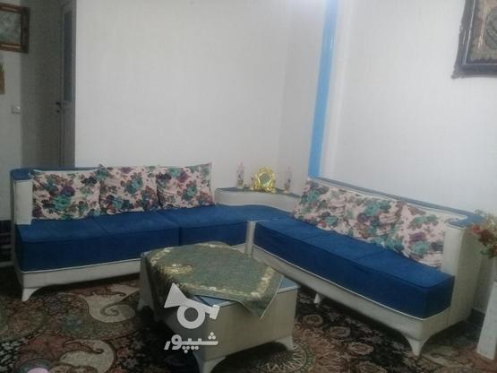 مبل ال هفت نفره بامیزعسلی در گروه خرید و فروش لوازم خانگی در کرمانشاه در شیپور-عکس4