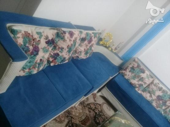 مبل ال هفت نفره بامیزعسلی در گروه خرید و فروش لوازم خانگی در کرمانشاه در شیپور-عکس3