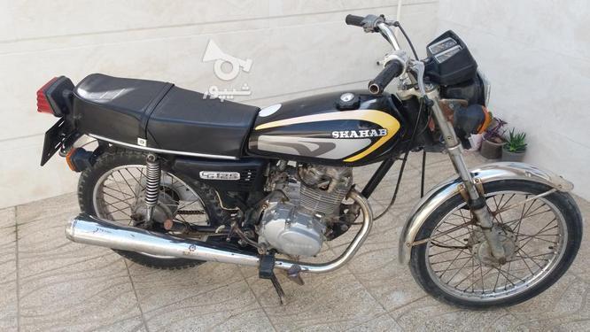 موتور مزایده ای تمیز 150 در گروه خرید و فروش وسایل نقلیه در گلستان در شیپور-عکس3