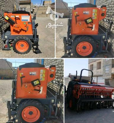 تراکتور  دستگاه 3مخزنه کودکاربزرکار در گروه خرید و فروش وسایل نقلیه در خراسان رضوی در شیپور-عکس1