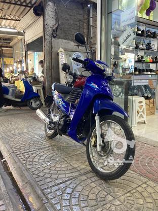بیکلاج آبی مدل 89 تمیز در گروه خرید و فروش وسایل نقلیه در مازندران در شیپور-عکس3