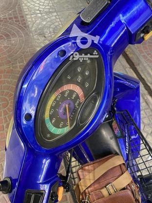 بیکلاج آبی مدل 89 تمیز در گروه خرید و فروش وسایل نقلیه در مازندران در شیپور-عکس1