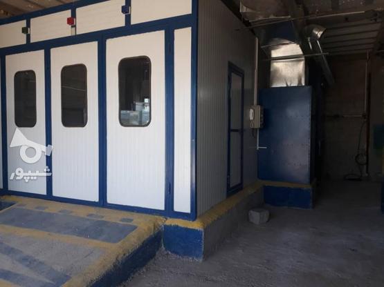 فروش یک دستگاه اتاق و کوره رنگ اتومبیل در گروه خرید و فروش خدمات و کسب و کار در تهران در شیپور-عکس6